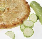 Кабачкиджын с кабачками и сыром