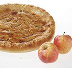 Сладкий пирог с яблоком