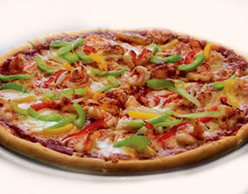 Пицца по-Каджунски