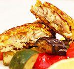 Куриное филе запеченное с овощами