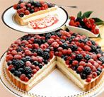 Торт Лесные ягоды