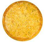 Пицца сырная с пряностями