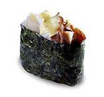 Суши с острым осьминогом
