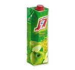 Сок J7 Зеленое яблоко